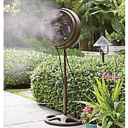 outdoor misting fan by holmes