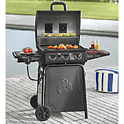 grillin pro gas grill by char griller
