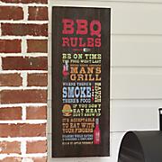 BBQ Sign