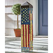 patriotic post
