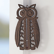 owl thermometer