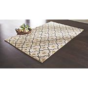 ithaca almond bluff shag rug