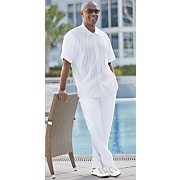 edward men s pant set by stacy adams