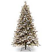 7.5' Feel-Real ® Snow Tree
