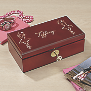 personalized dance keepsake box