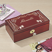 personalized drama keepsake box