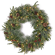 feel real colonial wreath