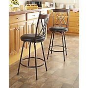set of 2 northland swivel stools