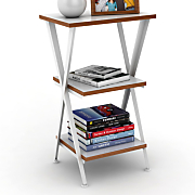 3 tier genius shelving