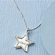 star name pendants