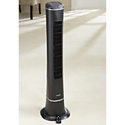 oscillating tower fan with remote by holmes