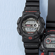 men s gulfman g shock bracelet watch by casio