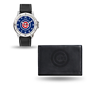 mlb watch and wallet set