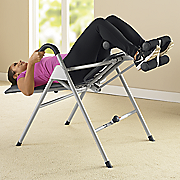 inversion chair by stamina fitness