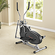 air elliptical trainer by sunny health   fitness
