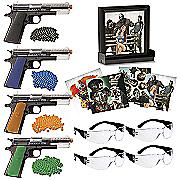 undead apocalypse zombie fun kit by crosman