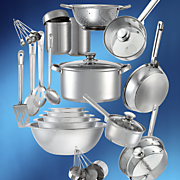 29 pc  cookware set