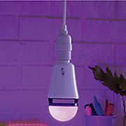 led light bulb with wireless speaker