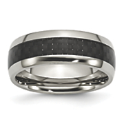 Titanium 8mm Band