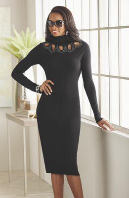 Tianna Sweater Dress