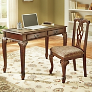 aristo office desk and chair set
