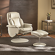 swivel leisure chair by serta