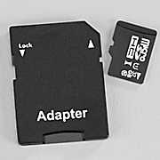 32 gb microsd memory card with adapter