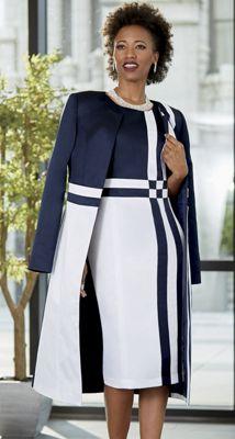 Perry Jacket Dress