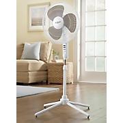 16  oscillating pedestal fan
