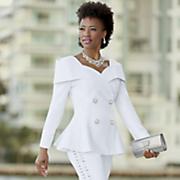 Alisa Linen Jacket