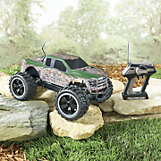 mean machines rc truck by realtree