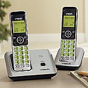 vtech 2 handset cordless answering system