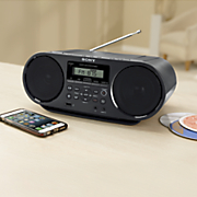 Portable CD Boombox by Sony