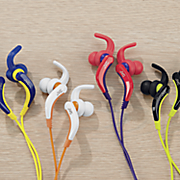 waterproof inner ear running headphones by jvc