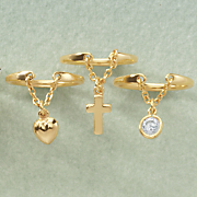 charm chain ring