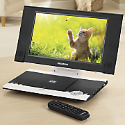 11 6 inch Portable DVD Player by Sylvania