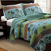 Mara Quilt Set and Throw