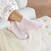 moisturizing gel spa socks
