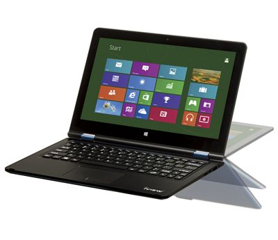 "11.6"" 2-In-1 Windows Laptop by Iview"