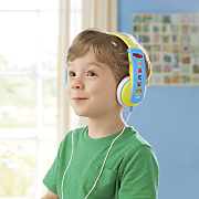 kids  headphones with volume limiter by jvc