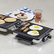 3 in 1 grill  griddle and waffle maker by black   decker