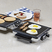 3-In-1 Grill, Griddle and Waffle Maker by Black & Decker