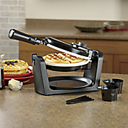 duraceramic flip waffle maker by oster