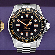 men s 43mm pro diver watch by invicta
