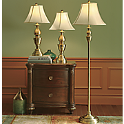 3 pc  touch lamp set