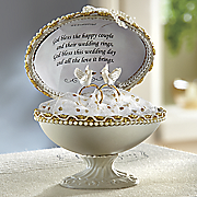 wedding egg keepsake