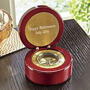 personalized compass box