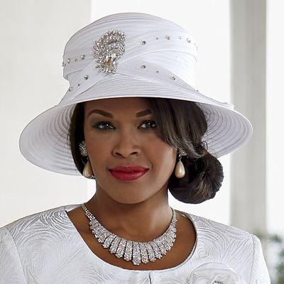 Claudette Hat
