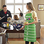 touchdown light and sounds apron