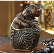 african child figurine